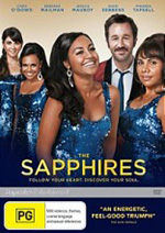 The Sapphires DVD